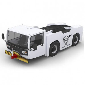 Водильний тягач Goldhofer Bizon D 620