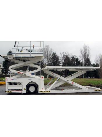 Перевантажувач контейнерів і паллет Airmarrel LAM 7000 DP/9