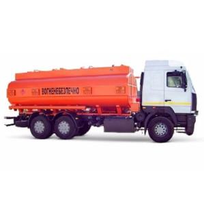 Автомобільний паливозаправник АТЗ-20-6312