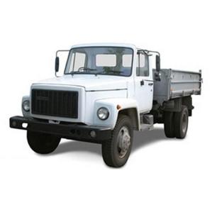Вантажний автомобіль ГАЗ 3309 Борт