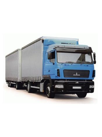Бортовий автомобіль МАЗ-5340Е9-520-031 (ЄВРО-5)