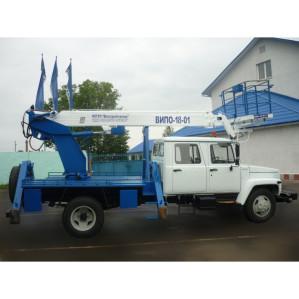 Автогідропідіймач ВІПО-18 ГАЗ 3309 5 місцевий