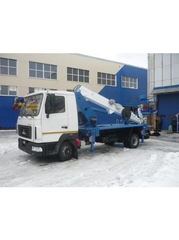 Автовишка ВІПО-24 МАЗ 4371