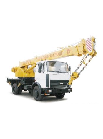 Автомобільний кран КС-3579-С-02