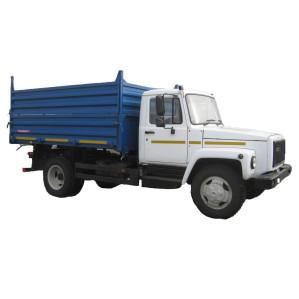 Самоскид ГАЗ 3309