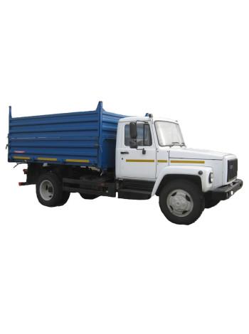 Автомобіль-самоскид ГАЗ 3309