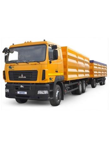 Самоскид МАЗ-6501С9-8525-000