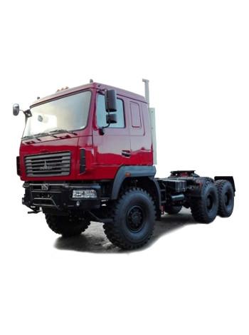 Тягач сідловий МАЗ-6432Н9-8420-052