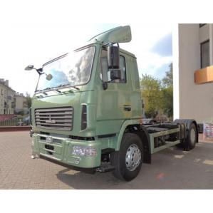 Шасі автомобільне МАЗ-5340М4-625-031