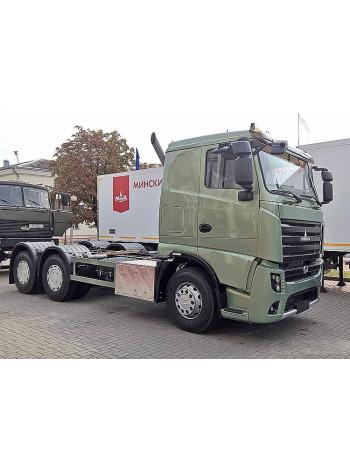 Вантажне шасі МАЗ-6312М7 (ЄВРО-6)