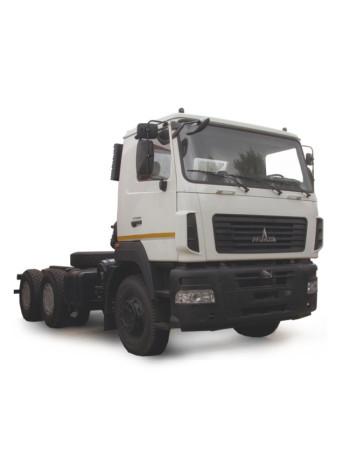 Вантажне шасі МАЗ-6501С5-540-000